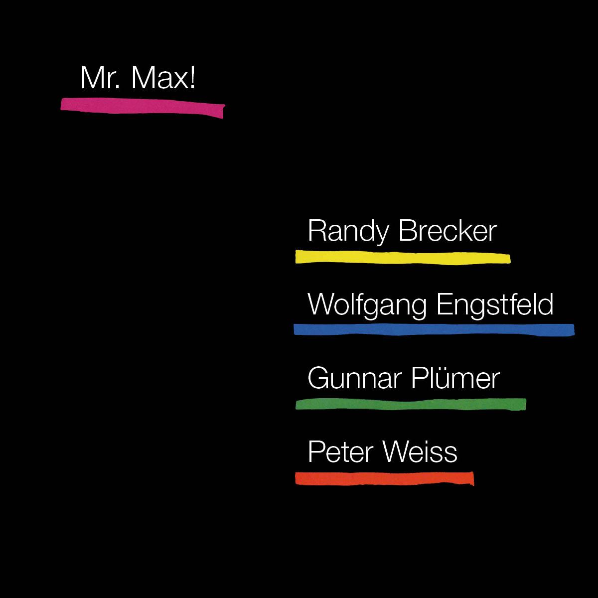 Randy Brecker - Engstfeld - Plümer - Weiss
